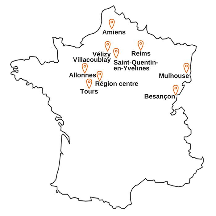 Carte du patrimoine MRM